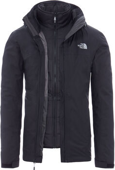 The North Face Arashi Triclimate jack Heren Zwart