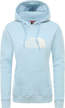 The North Face Drew Peak hoodie Dames Blauw