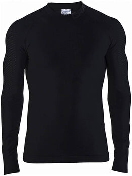 Craft Warm Intensity Long Sleeve ondershirt Heren Zwart