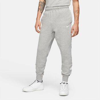Nike Sportswear Repeat joggingbroek Heren Zwart