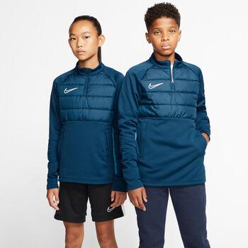 Nike Dry Academy Drill shirt Blauw
