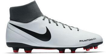 Nike Phantom Vision Club Dynamic Fit MG voetbalschoenen Heren Grijs