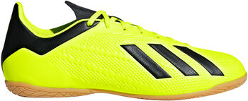 adidas X Tango 18.4 zaalvoetbalschoenen Heren Geel