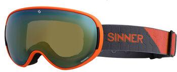 Sinner Nauders skibril Oranje
