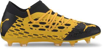 Puma FUTURE 5.3 NETFIT FG/AG voetbalschoenen Heren Geel