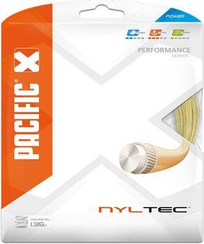 Pacific Nyltec 1.35 tennissnaar Neutraal