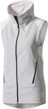 Adidas Climaheat bodywarmer Dames Zwart