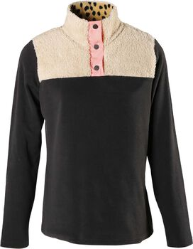Brunotti Manali fleece  Dames Zwart