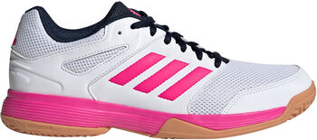 ADIDAS Speedcourt volleybalschoenen Dames Wit