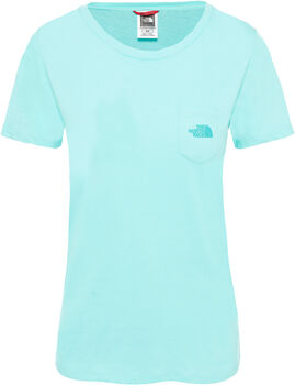 The North Face Extent P8 Logo shirt Dames Groen
