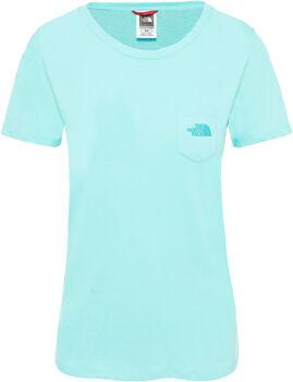 The North Face Extent P8 Logo shirt Dames Groen