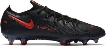 Nike Phantom GT Elite FG voetbalschoenen Heren Zwart