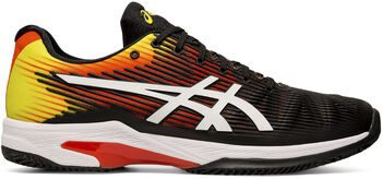 Asics Solution Speed FF Clay tennisschoenen Heren Oranje