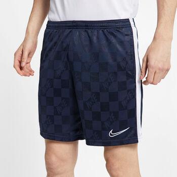 Nike Breathe Academy short Heren Blauw