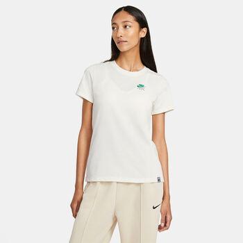Nike Sportswear t-shirt Dames Neutraal