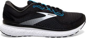 Brooks Glycerin 18 hardloopschoenen Heren Zwart