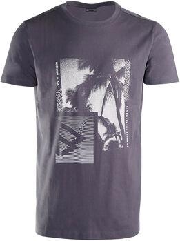 Brunotti Tim shirt Heren Grijs