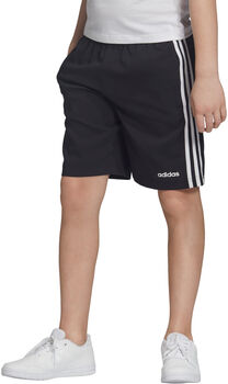 adidas Essentials 3-Stripes Woven Short Jongens Zwart