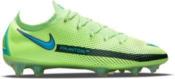 Nike Phantom GT Elite FG voetbalschoenen Groen
