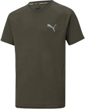 Puma Evostripe shirt Jongens Groen