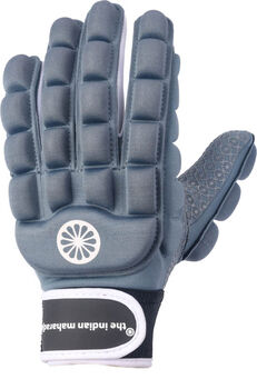 The Indian Maharadja Foam Full Finger linkerhandschoen Dames Blauw