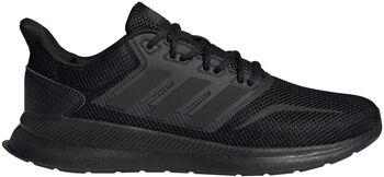 adidas RunFalcon hardloopschoenen Heren Zwart