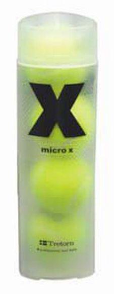 Micro-X 4-pack tennisballen