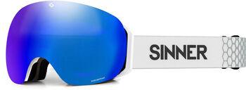 Sinner Avon skibril Wit