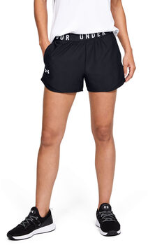 Under Armour Wo Play Up 3.0 short Dames Zwart