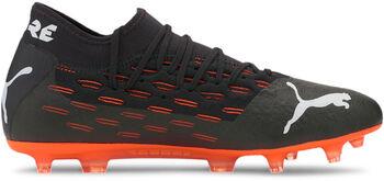 Puma Future 6.2 Netfit FG/AG voetbalschoenen Heren Zwart
