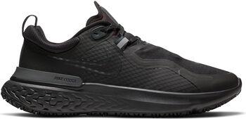 Nike React Miler Shield hardloopschoenen Heren Zwart