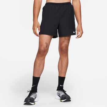Nike Challenger short Heren Zwart