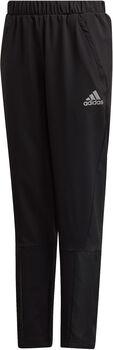 adidas AEROREADY Warming Woven Slim broek Jongens Zwart