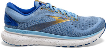 Brooks Glycerin 18 hardloopschoenen Dames Blauw