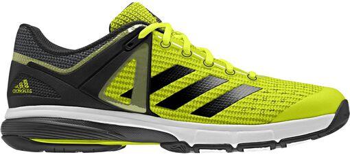 Adidas - Court Stabil 13 indoorschoenen - Heren - Schoenen - Geel - 42