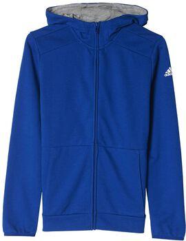 Adidas Tasto jr hoodie Jongens Blauw