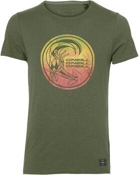 O'Neill Circle Surfer shirt Heren Groen