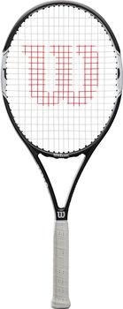 Wilson Federer Control 103 tennisracket Zwart