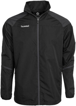 Hummel Authentic Aw Jacket Heren Zwart