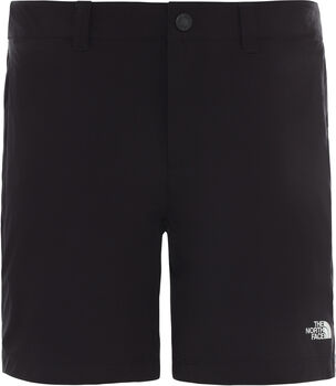 The North Face Extent IV Short Dames Zwart