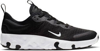 Nike Renew Lucent Kleuter sneakers Zwart