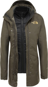 The North Face Arashi II jack Dames Bruin
