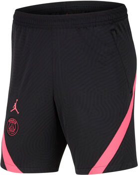 Nike Paris Saint-Germain Dry Strike short Heren Zwart