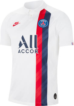 Nike Paris Saint-Germain Breath Stadium shirt 2019-2020 Wit
