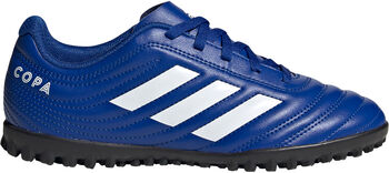 adidas Copa 20.4 Turf kids voetbalschoenen  Blauw