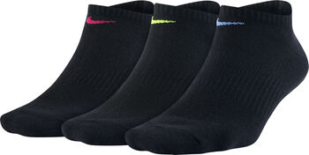 Nike Everyday Lightweight No-Show Training sokken (3 paar) Dames Multicolor
