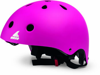 Rollerblade RB kids helm Heren Roze