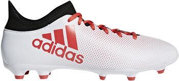 ADIDAS X 17.3 FG voetbalschoenen Heren Wit