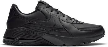 Nike Air Max Excee Leather sneakers Heren Zwart