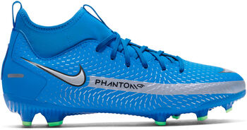 Nike Phantom GT Academy Dynamic Fit MG kids voetbalschoenen Blauw